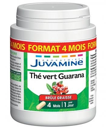Guaraná Té Verde